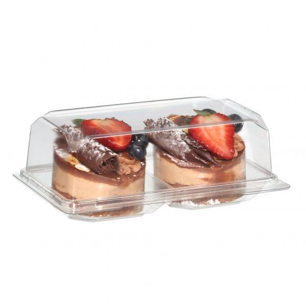 Image - Desserts dans contenant plastique