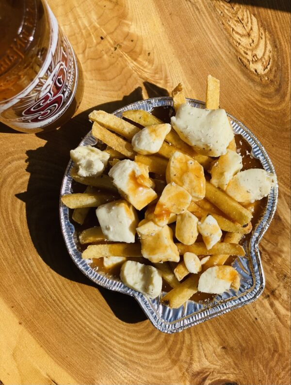 Coquille poutine